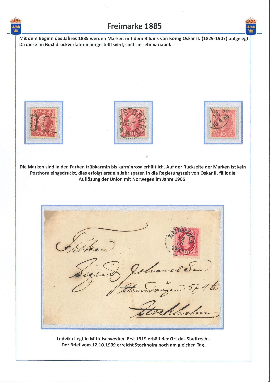 Schweden 1885
