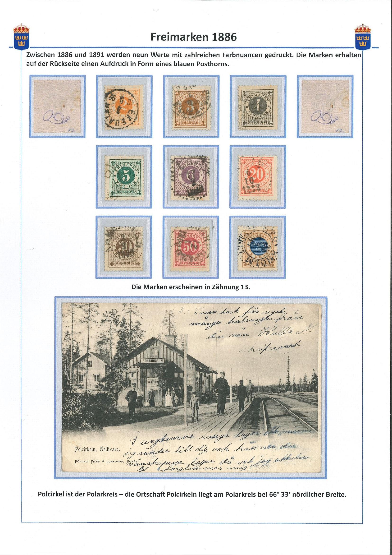Schweden 1886