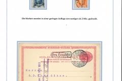 Freimarken 1911