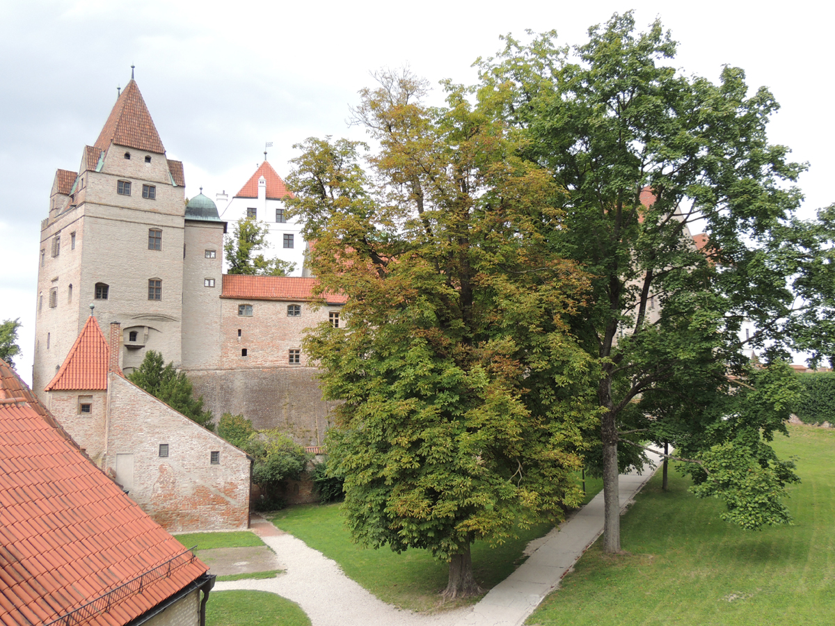 Burg Trausnitz ob Landshut