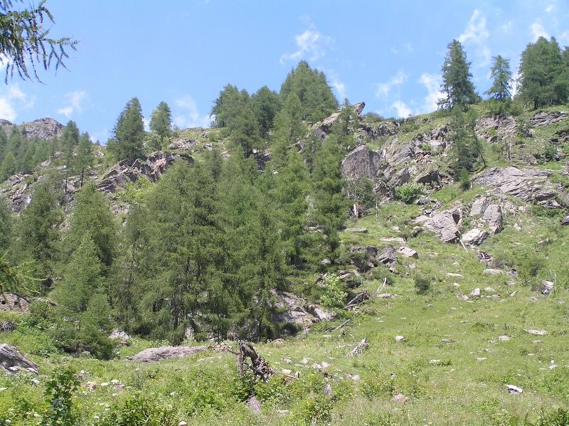 Piemont - Naturpark Alto Valle Sesia - © Clemens M. Brandstetter