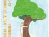 Briefmarke: 100 Jahre Naturschutzbund