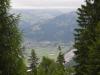 Mottakopf-Wanderung: Blick ins Tal