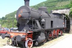 Piazza al Serchio: Lokomotive