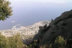 Blick vom Monte Epomeo