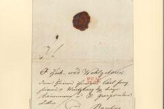 Österreich Auslandsbriefe 1817-1842
