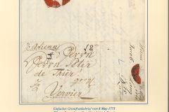 Österreich Auslandbriefe 1751-1789