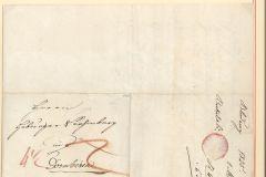 Österreich-Tarif 1817-1842