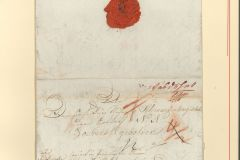 Österreich Tarif Auslandsbriefe 1798-1803