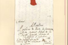 Auslandsbriefe 1722-1750