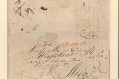 Österreichische Postgeschichte 1827