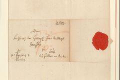 Österreich Auslandsbriefe 1803-1806