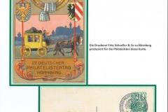 Service der Post für Philatelisten