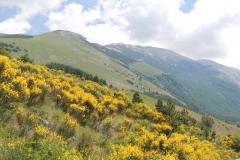 San Nicolao -Kleiner Weiler am Fusse des Majella-Gebirges oberhalb Caramanico Terme