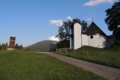Naturpark Nagelfluhkette - Kapelle Sippersegg