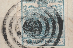 Stummer Stempel: Tabor (Werner Rath)