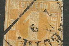 Kreissegmentstempel