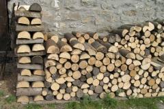 Holz für den Winter