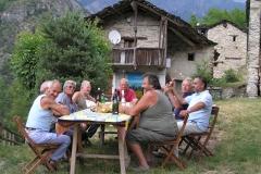 Una festa sui prati...