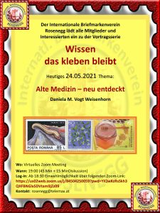 Vortrag - Alte Medizin
